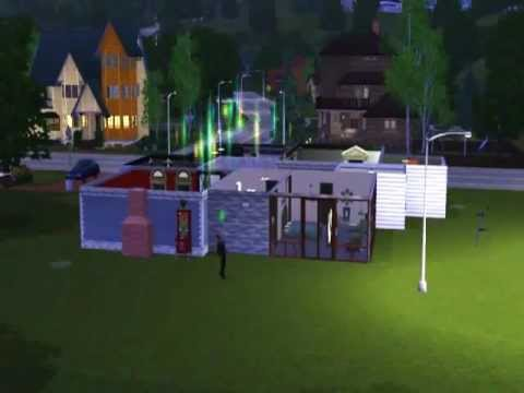 The Sims 3 Alien Abduction