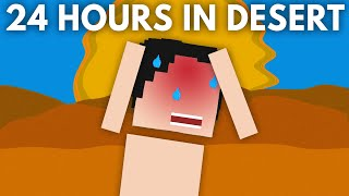 Download What Would 24 Hours In The Desert Do To Your Body? Video