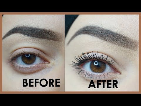 How To Make Your Eyelashes Appear Longer |  Easy Tricks