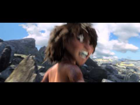 THE CROODS - Meet the Family - Belt