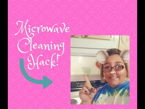 Cleaning the Microwave Hack!