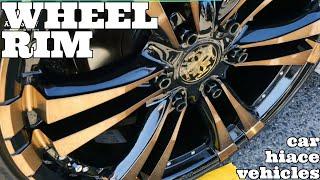 Wheel rim designs 2019/2020 - super best top cute modern - car van vehicles  - music - SCREENSHOTZ