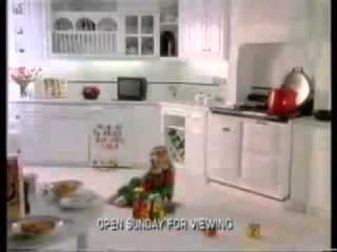 Magnet   Kitchens   Half Price sale   1990   UK Advert