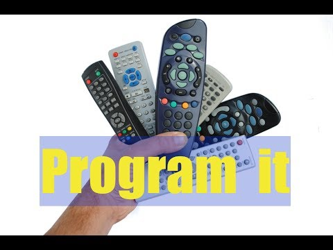 How to program your DirecTV / RCA universal remote to your TV with one code - Extreme Budget ✔️