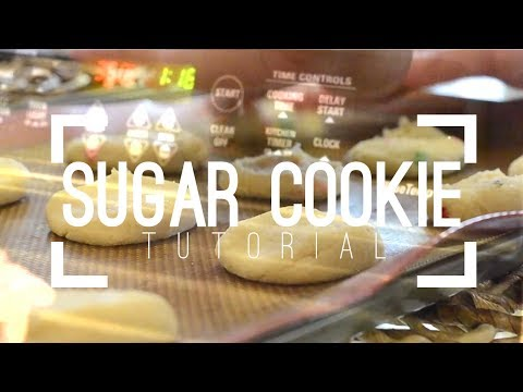 How To Make Chewy Sugar Cookies