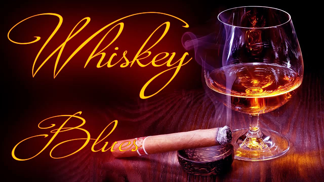 Relaxing Whiskey Blues  -  Playlist Best Songs Of Slow Blues/ Rock