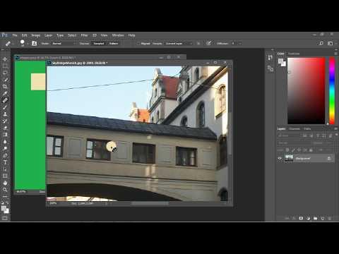 Photoshop Tutorial for Beginners - 09 - Healing Brush