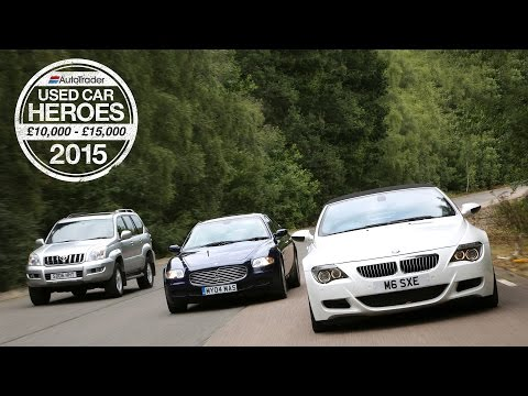 Used Car Heroes: We search for the UK's Top 5 Used Cars