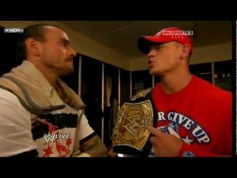 WWE Raw 9/19/11 - Full Show [HDTV]