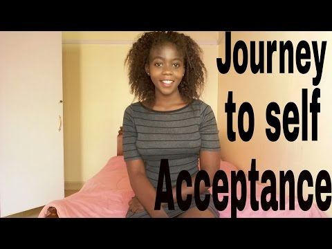 JOURNEY TO SELF-ACCEPTANCE