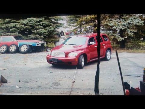 Chevy HHR engine change