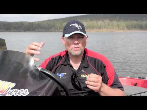 How to: Ice Jig Australian Bass