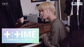 Download [T:TIME] BEOMGYU's Mini piano concert! - TXT (투모로우바이투게더) Video