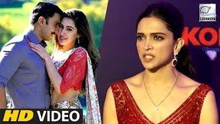 Deepika Padukone Reacts On Simmba Movie | Ranveer Singh | LehrenTV