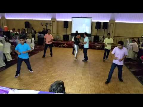 A Quinceñera's Party dance (part 3)