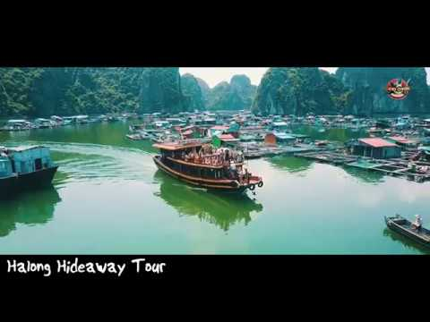 HALONG HIDEAWAY TOUR ( Official )