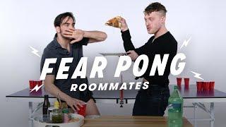Roommates Play Fear Pong (Steven vs. Scotty)   Fear Pong   Cut