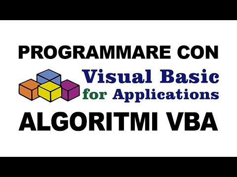 Macro di Excel con VBA - Logica di Programmazione