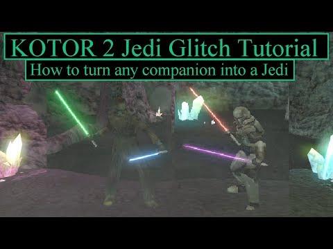 KOTOR 2 Jedi Glitch Tutorial