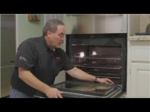 Home Appliances : How to Remove the Oven Door