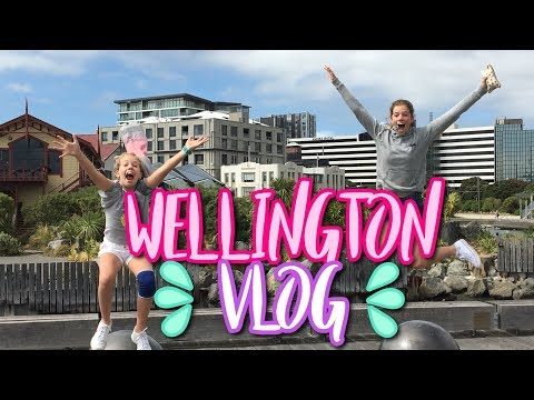 Wellington Vlog!
