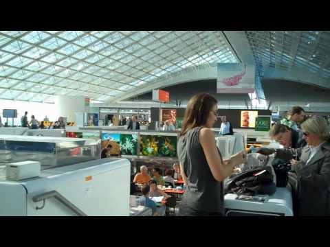 Paris airport to Marseille airport