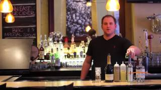Learn from Steve at ZINC how to make a our new winter cocktail.  Only at ZINC: http://zincfood.com/