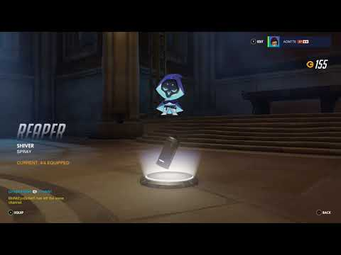 Overwatch OE Opening 5 Loot Boxes