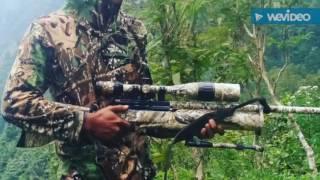Berburu tekukur . Target di atas & bawah .. salam satu laras sedulur .