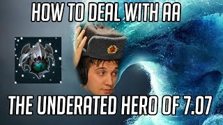 How to play new morphling in 7.07 feat EG.Arteezy