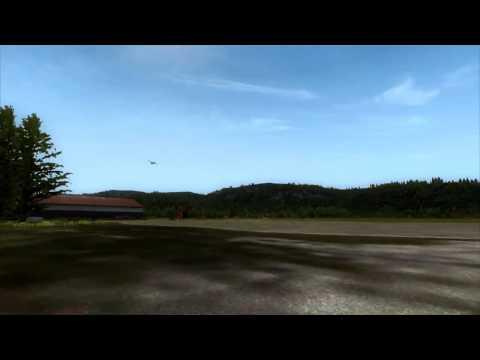 Awesome Airplane Simulator Gameplay!