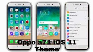 download tema iphone untuk oppo a71