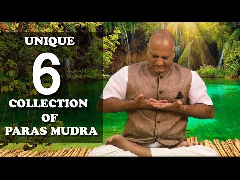 Paras Mudra for  Relieving Knee pain