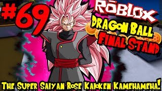 ONE STEP CLOSER TO GOLDEN FORM! | Roblox: Dragon Ball Final Stand
