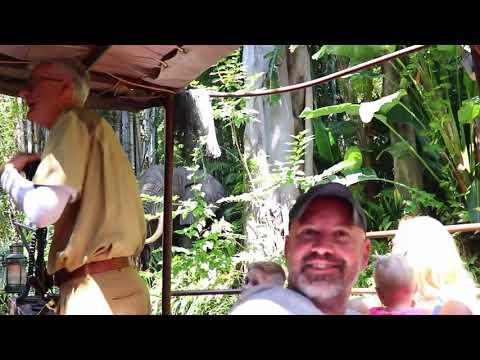 Disneyland Jungle Cruise - Full Ride