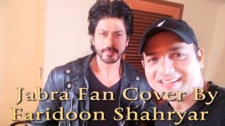 Jabra Fan, A cover by Faridoon Shahryar featuring Navneet Kedar