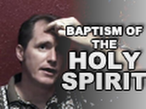 How do I receive the Baptism of the Holy Spirit? - Tim Conway