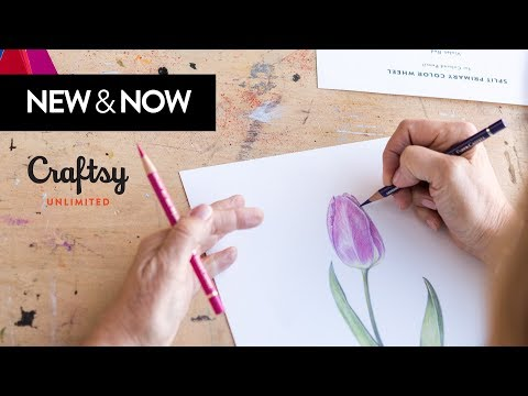 How To Use Watercolors, Crochet, & Shoot Lifestyle Photography | New & Now E3 April 20, 2018