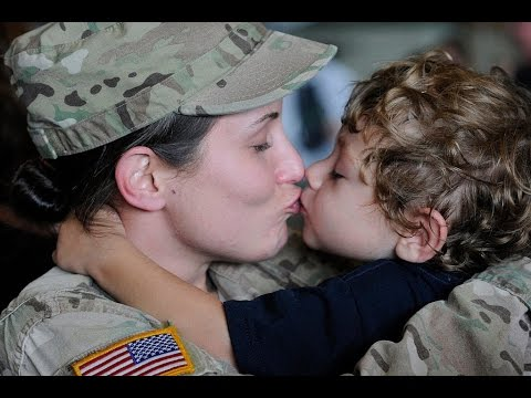 Best Soldiers Surprise Coming Home 2015 Compilations #33