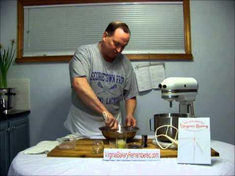 Virginia Bakery Remembered - Cinnamon Smear