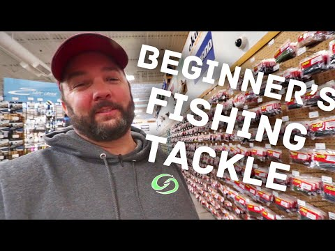 Bass Fishing For Beginners - What Lures and Tackle do You Buy First - How to Fish