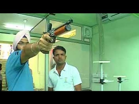 Pay and play shooting ranges in Delhi