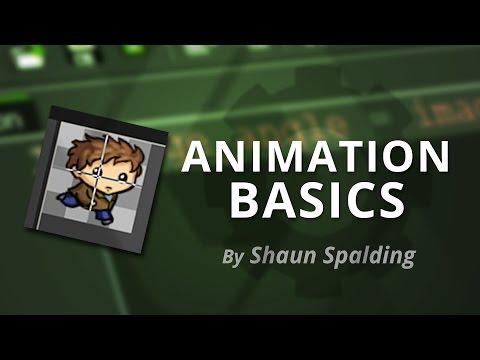 GameMaker Studio: Animation Tutorial [Platformer]