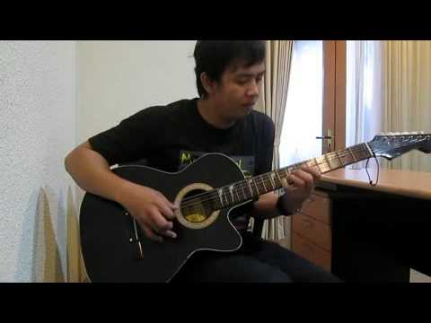 YOU RAISE ME UP - JOSH GROBAN - Achy Guitar Cover