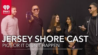 Jersey Shore Cast Show Hilarious Photos From Their Phones! | Pics Or It Didn