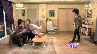 121201 SNL코리아 박재범 ★ 베이비시터 오디션