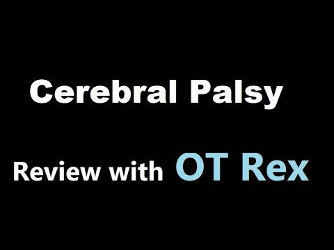 OT Cerebral Palsy Overview // NBCOT