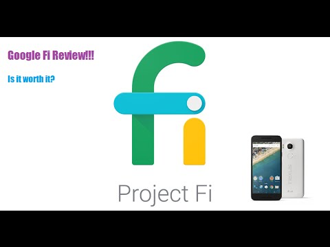Google Project Fi Review!! (Best Phone Service Available)