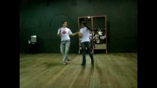 Diego Borges e Jessica Pacheco - Swing Curitiba 2012