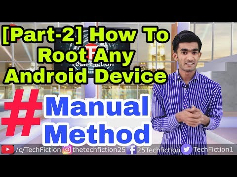 [Part-2] How To Root Any Android Phone Without Any Software( Manual Method) in Hindi